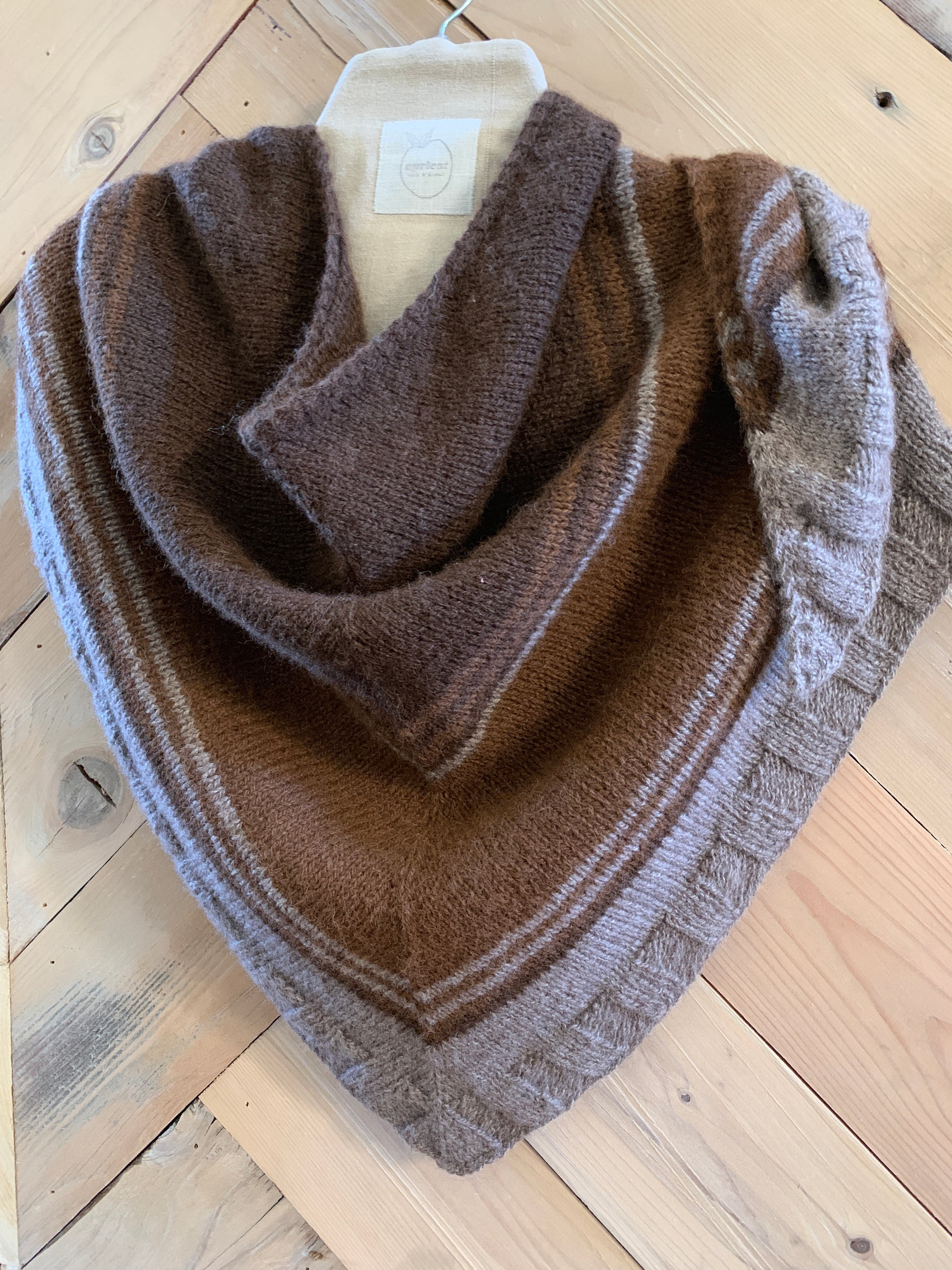Alpaca Shawl Kit