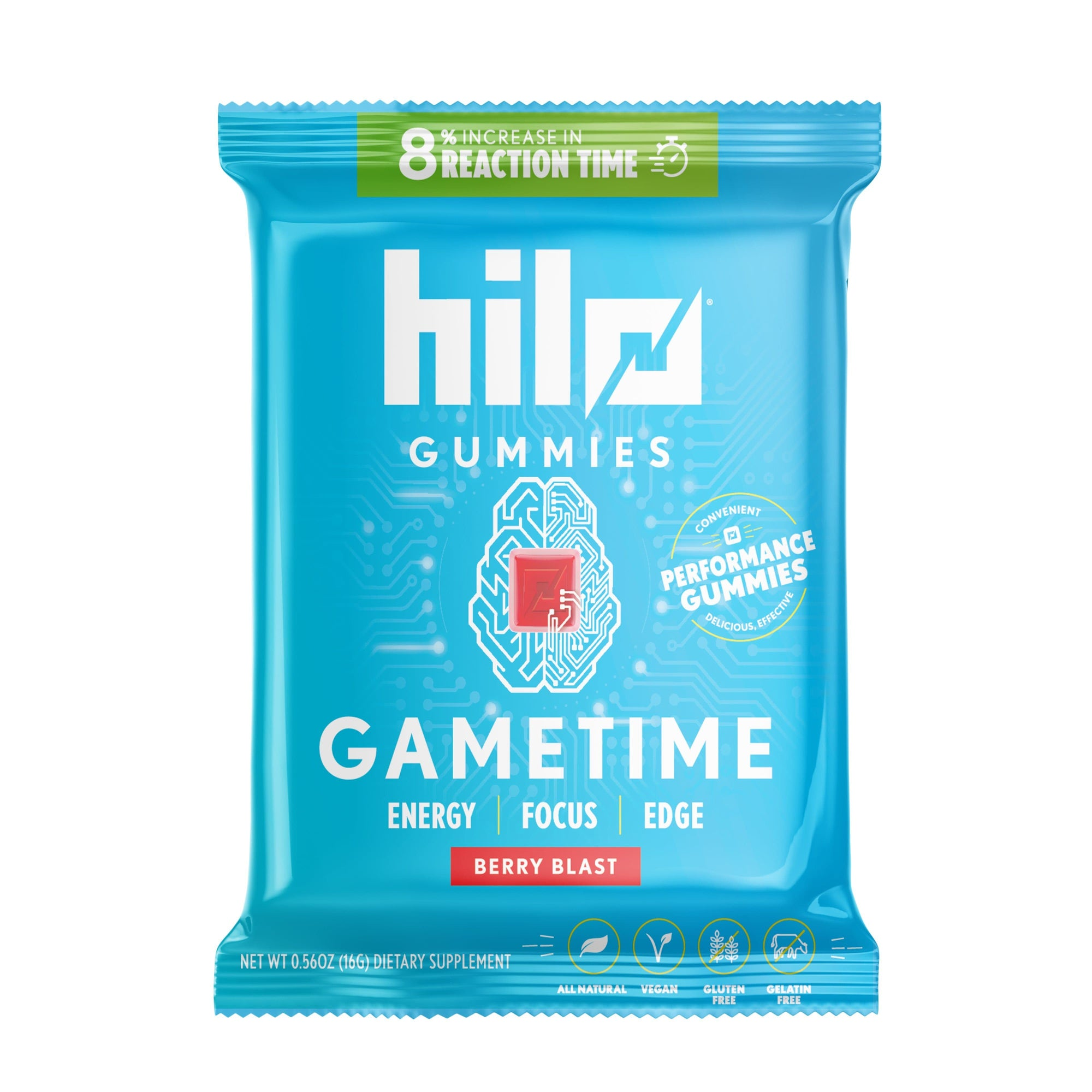 Gametime Single Pack PreWorkout Bettera