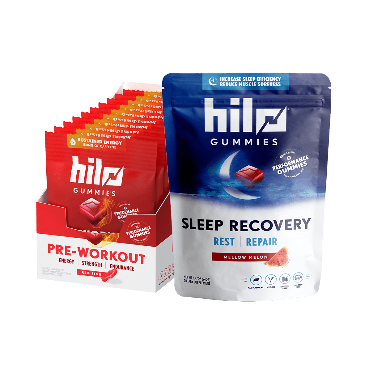 Energy & Sleep Bundle