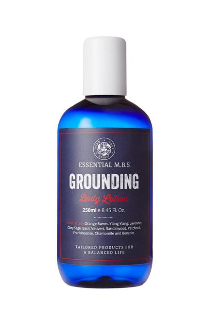 Grounding Body Lotion