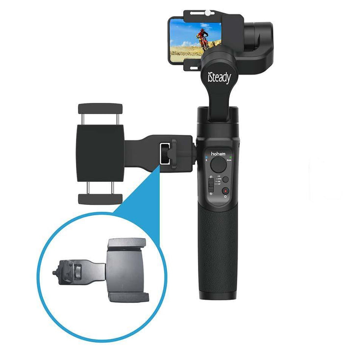 Phone Holder For Gimbal Stabilizer By Uskeyvision