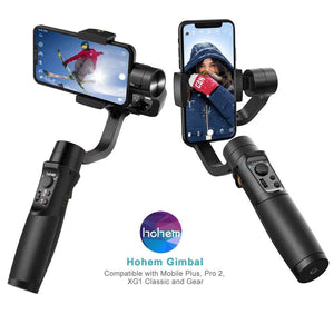 Gimbal Stabilizer For Iphone & Android , Hohem By Uskeyvision