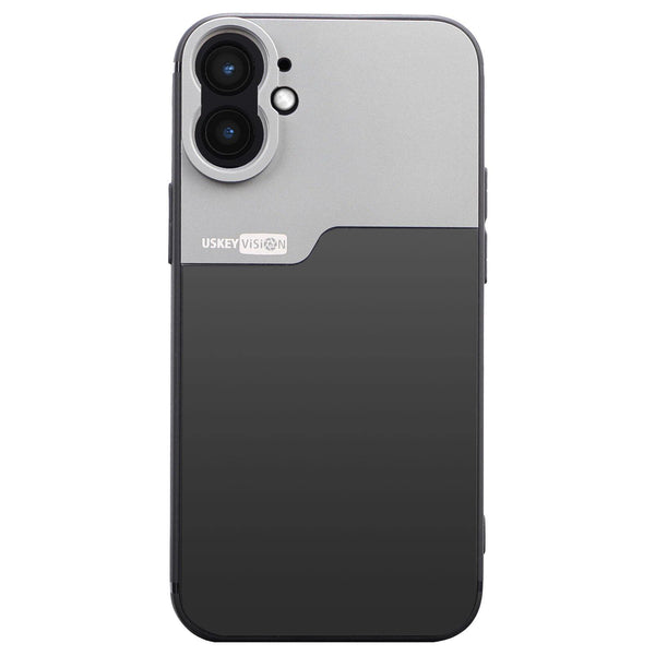 USKEYVISION Phone Case for iPhone 12 Mini, with the 17mm Thread for Mounting the Phone Anamorphic Lens/ Macro Lens (UVMP-MINI) - USKEYVISION
