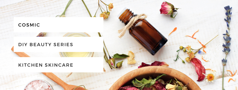 Cosmic DIY Beauty Series: Kitchen Skincare with Honey