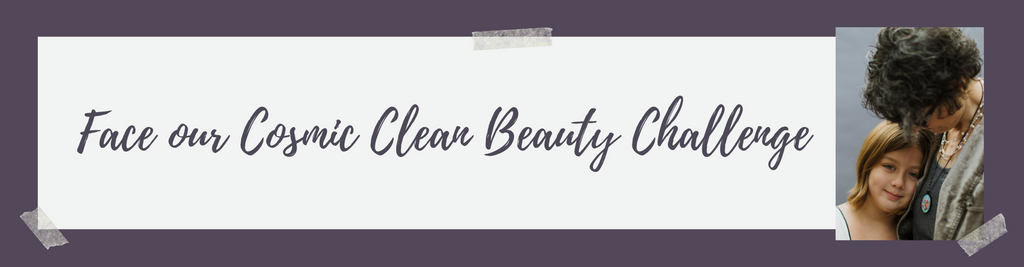 avoid toxins in my beauty with a clean beauty challenge