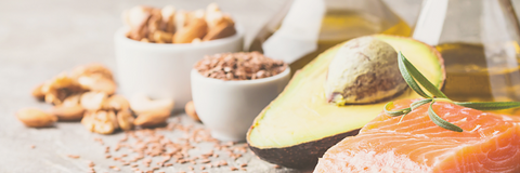 healthy fats and happy skin