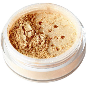 Gold Shimmer Beauty Dust . Natural Face & Body