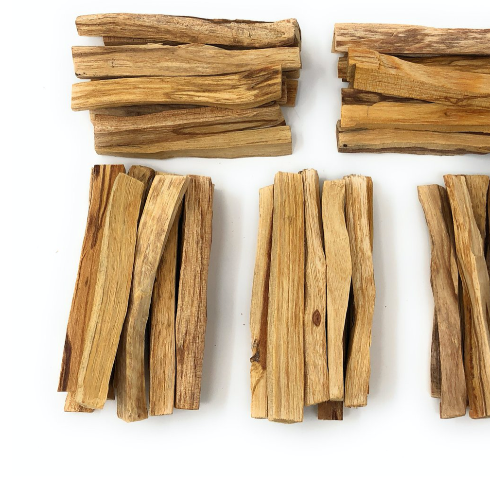 Palo Santo Stick Sustainable Sourced, Ethically Wildcrafted from Peru