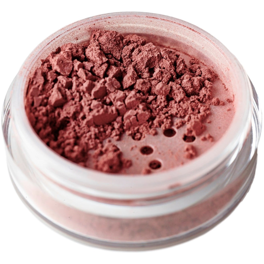 Smoky Rose Mineral Blush
