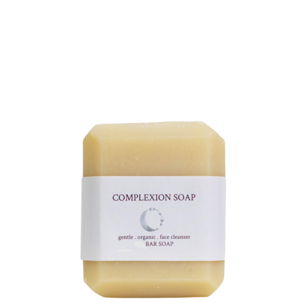 Face Soap Organic Gentle Daily Cleanser