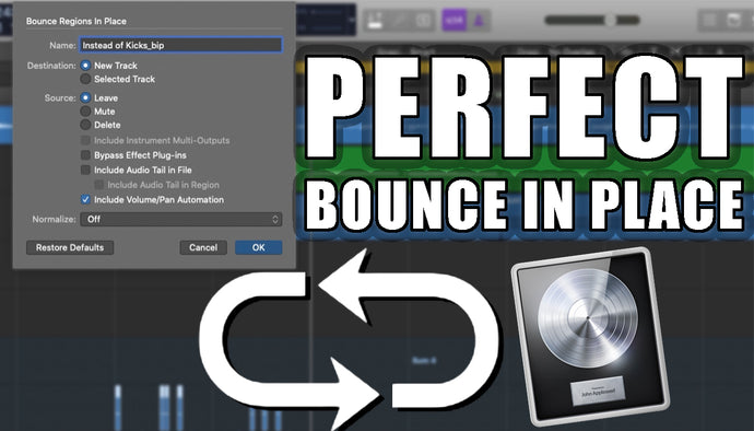 The PERFECT Bounce In Place Trick