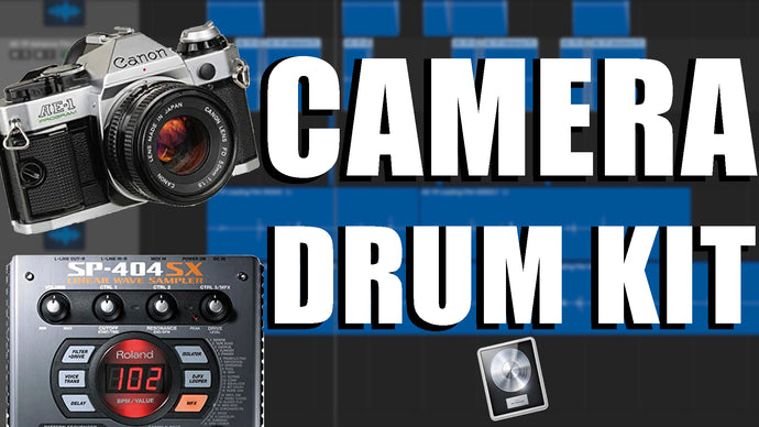 Camera Sounds (Foley) Sample Pack