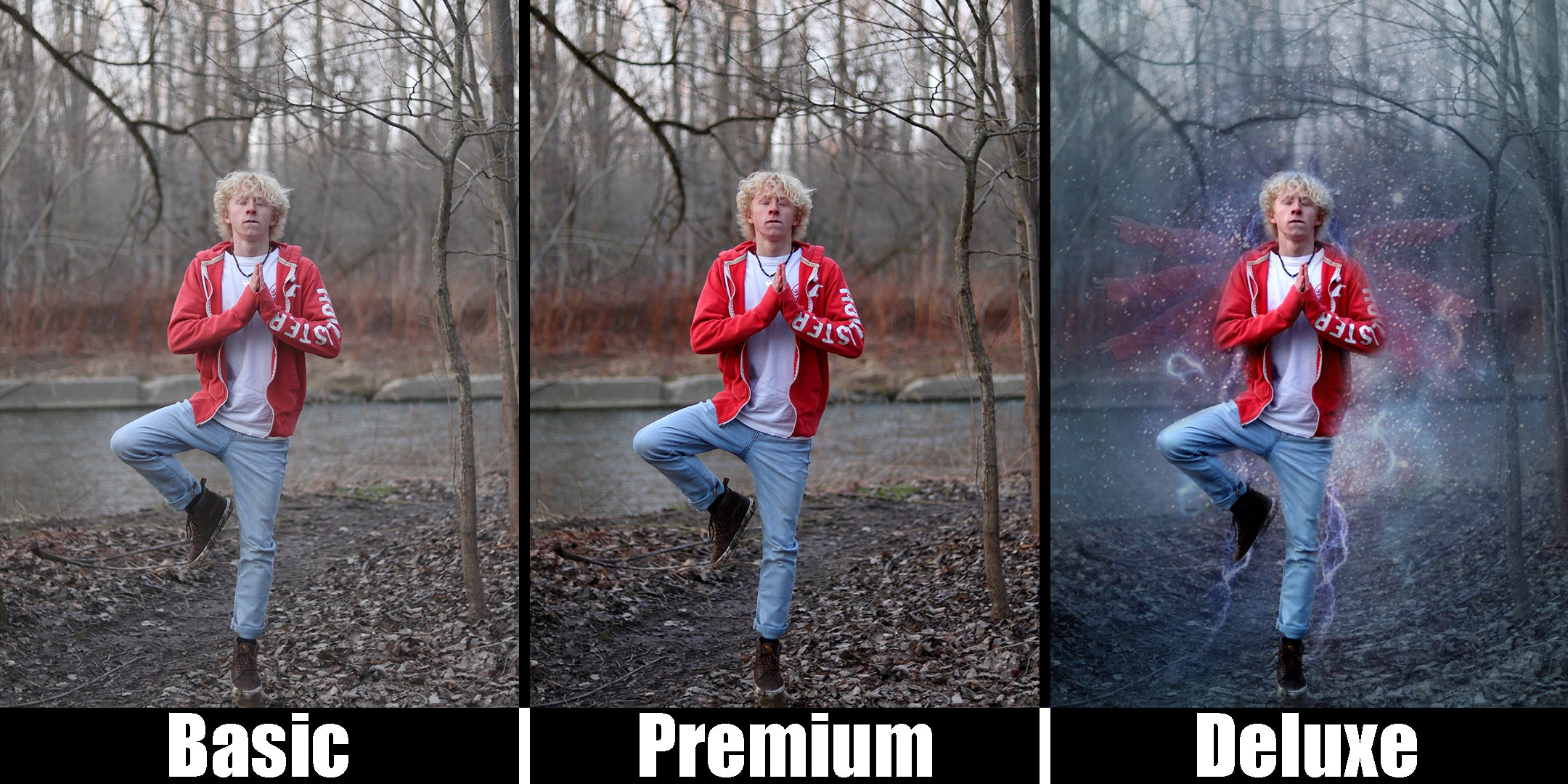 basic premium deluxe photoshop editing photography jay gemini James Gilsdorf photoshoot the twin studios production