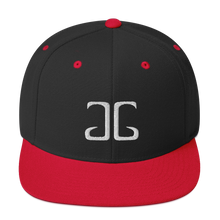Load image into Gallery viewer, Jay Gemini Logo Snapback