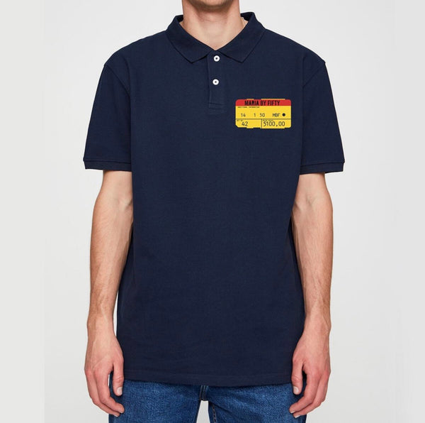 Maria-Card Polo (Navy)