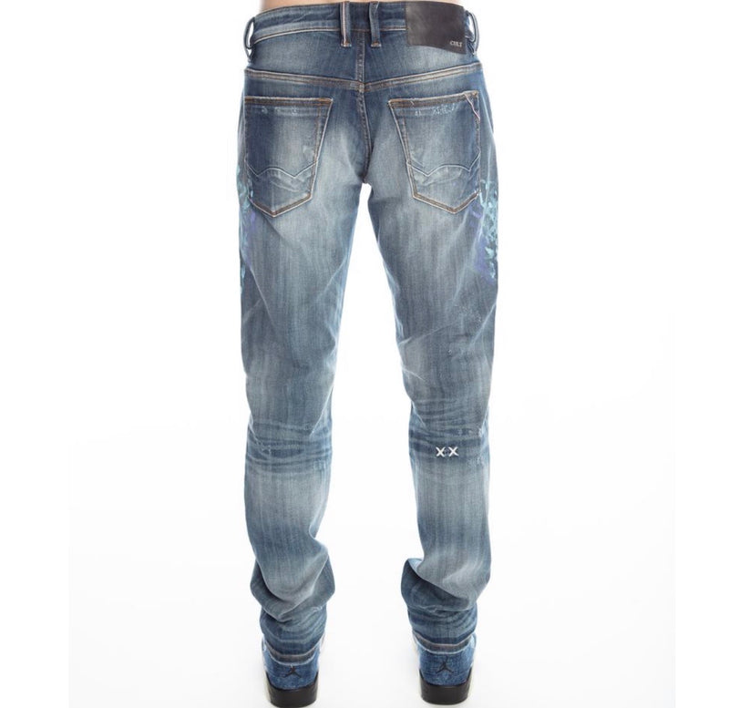 Cult Of Individuality Divinci Rocker Slim Jeans