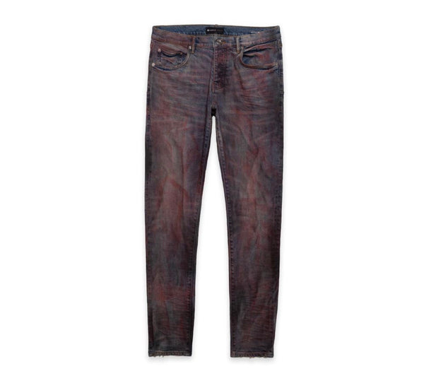 Purple Jeans Crimson Indigo Dirty Resin