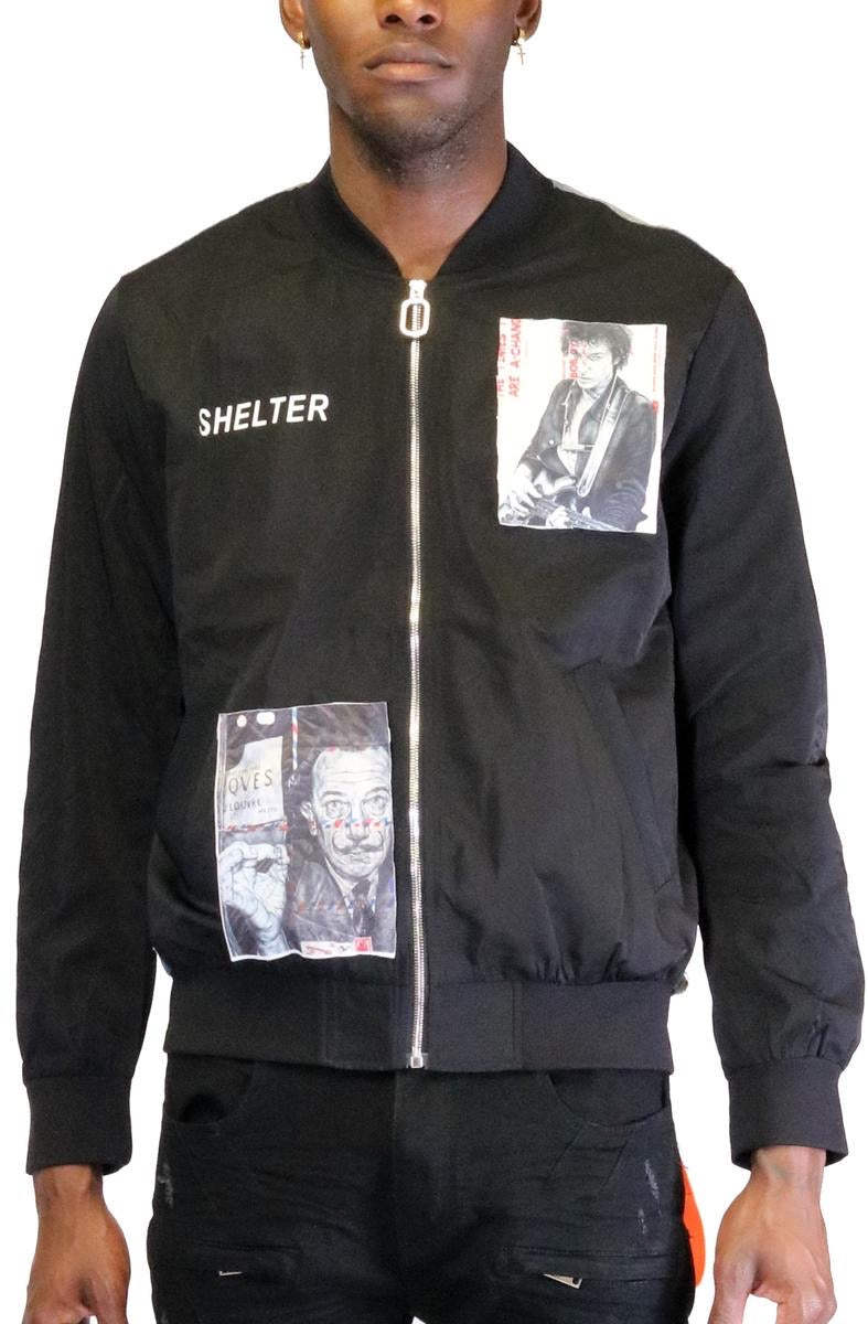 Kleep Nylon Jacket