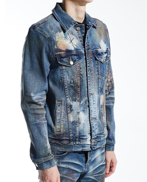 Embellish NYC Clark Denim Jacket