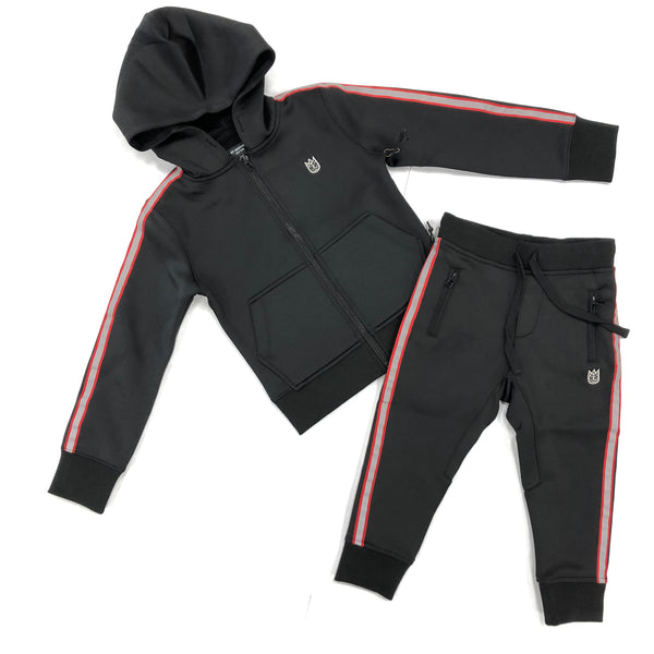 Cult Of Individuality Kids Set (Black)