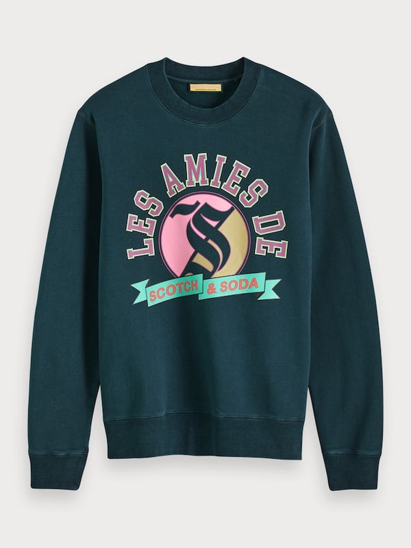Scotch & Soda-Les Amies De Sweatshirt