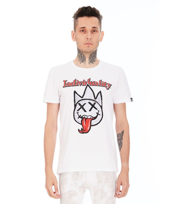 Cult Tongue Short Sleeve Tee