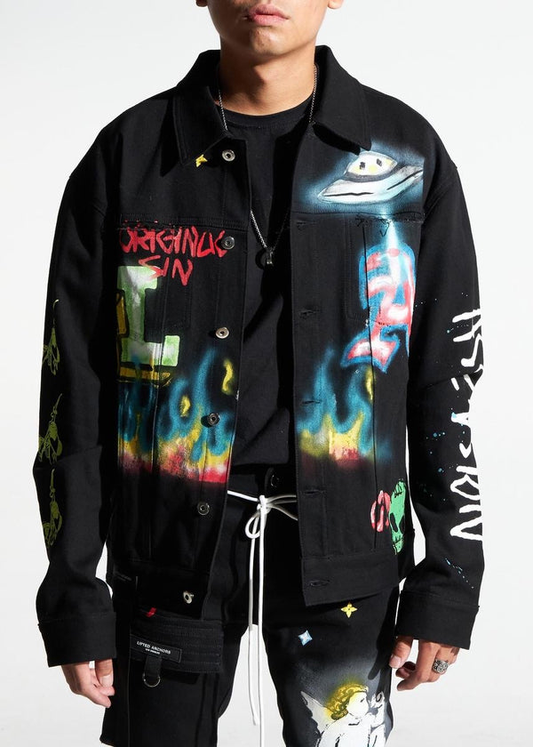 Lifted Anchors Starlight Jacket