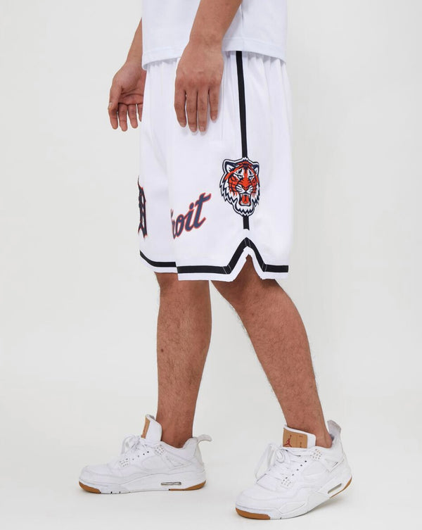 Detroit Tigers Pro Team Short (White)