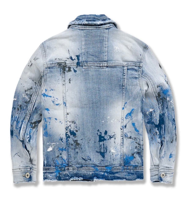 Kids Avalanche Denim Jacket (Glacier)