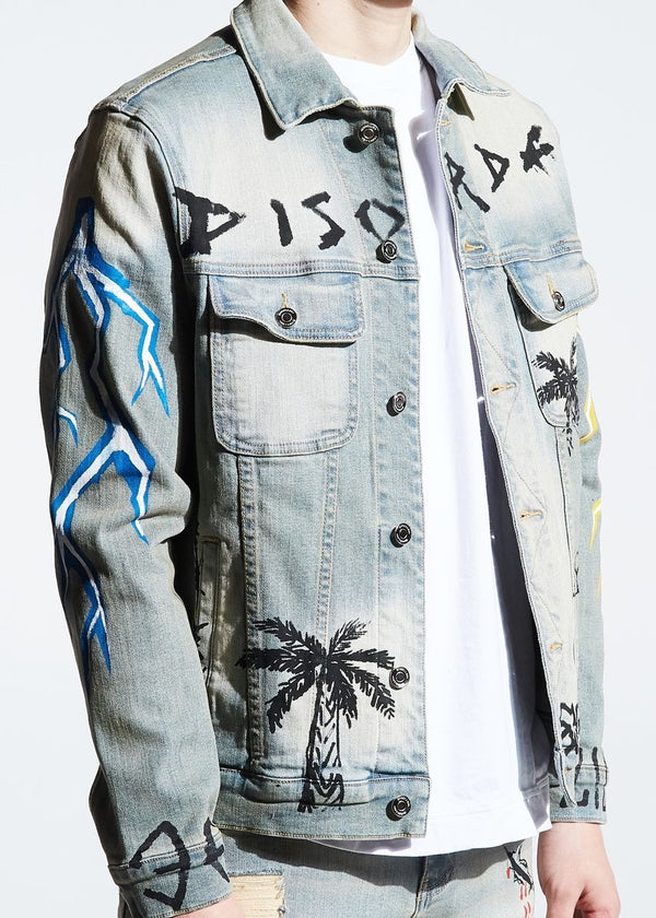 Embellish NYC Disorda Jacket