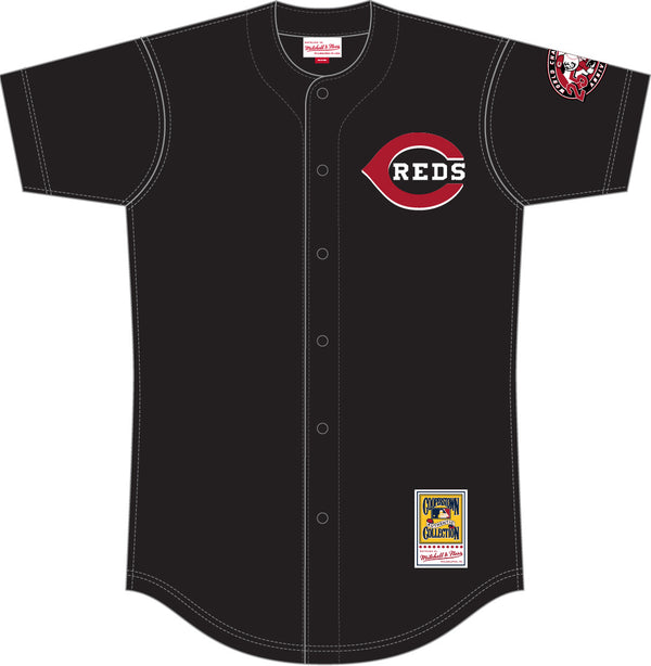 Mitchell&Ness Cincinnati Reds Jersey (Barry Larkin)