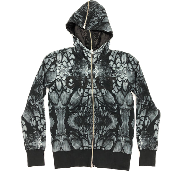 Cult Of Individuality Feather Hoodie (Black)
