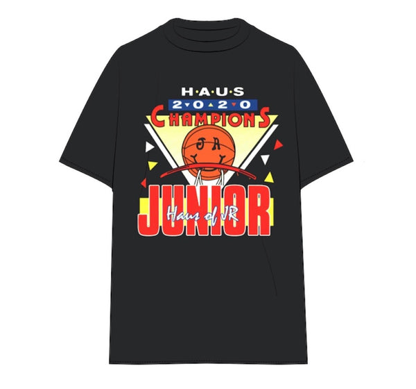 Haus Of Jr Kids Champion Tee (Black)