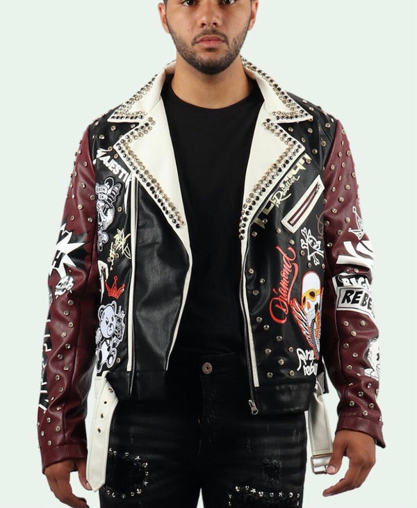Majestik Leather Jacket