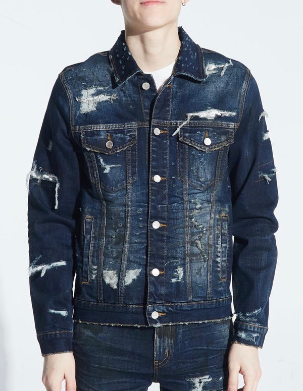 Embellish NYC Ambrose Denim Jacket