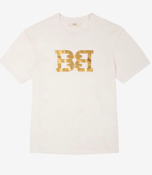 Bally Mirror B Chain T-Shirt (White)