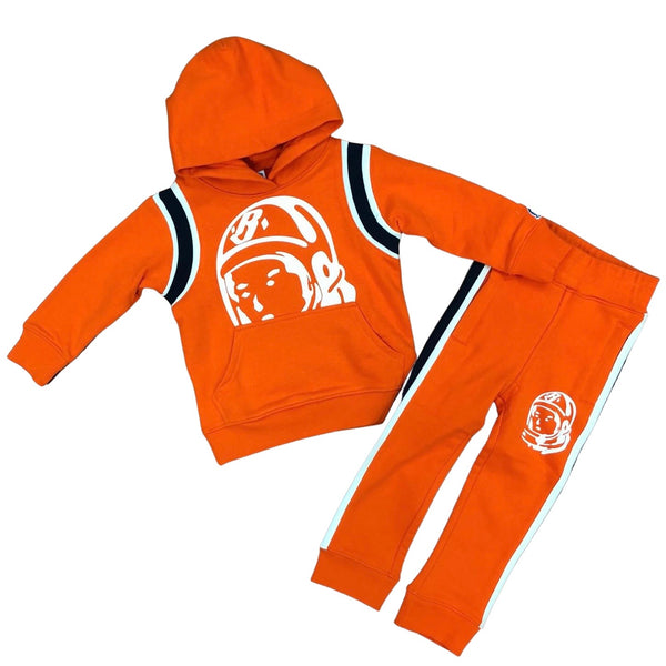 BBC Kids Astronaut Jogging Set (Red Orange)