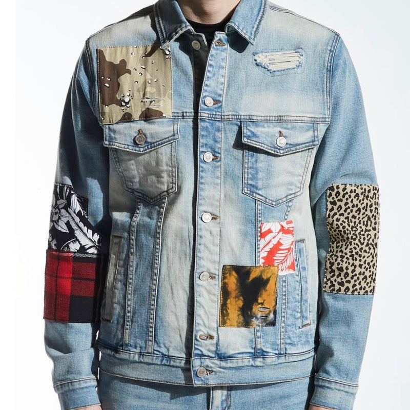 Embellish NYC Snyder Denim Jacket