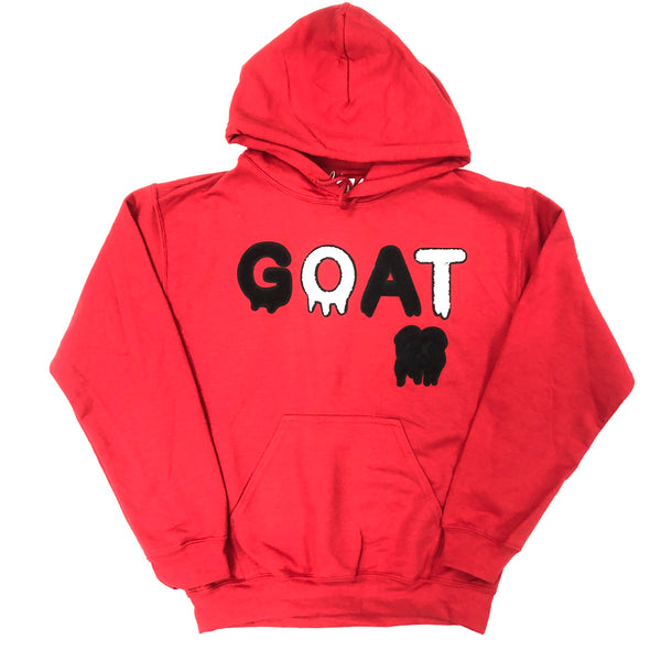 Goat 23 Hoodie (Red)