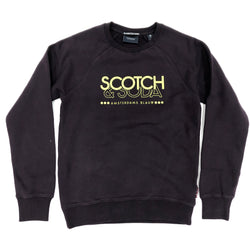Scotch & Soda-Amsterdam Sweatshirt (Wine)