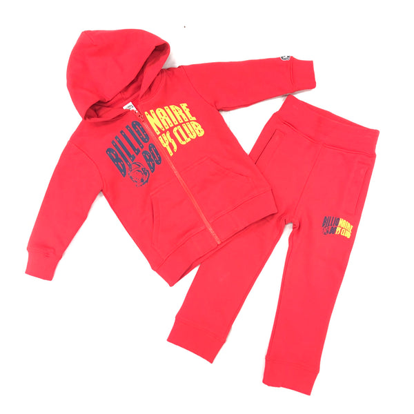 BBC Kids Arch Jogging Set (Hibiscus)