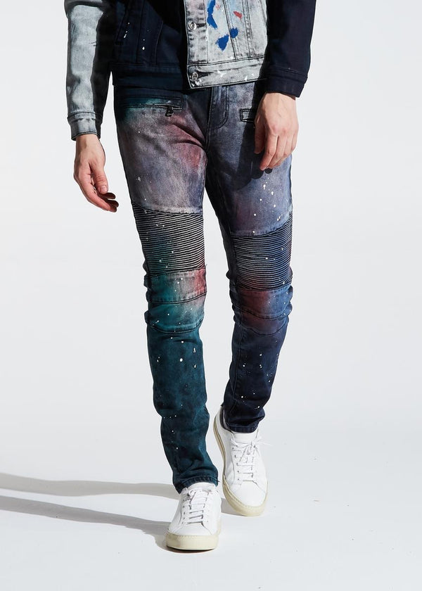 Embellish NYC Brees Biker Denim