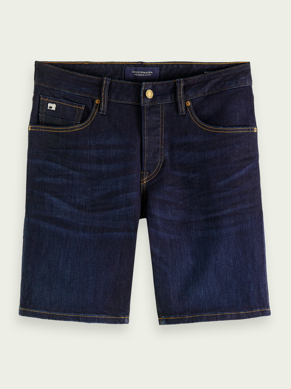 Scotch&Soda Ralston Beaten Back Denim Short