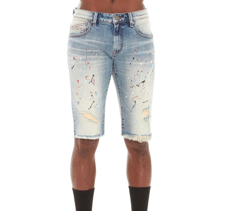 Cult Of Individuality Picasso Rocker Shorts