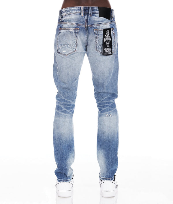 Cult Of Individuality Fossil Rocker Slim Jeans
