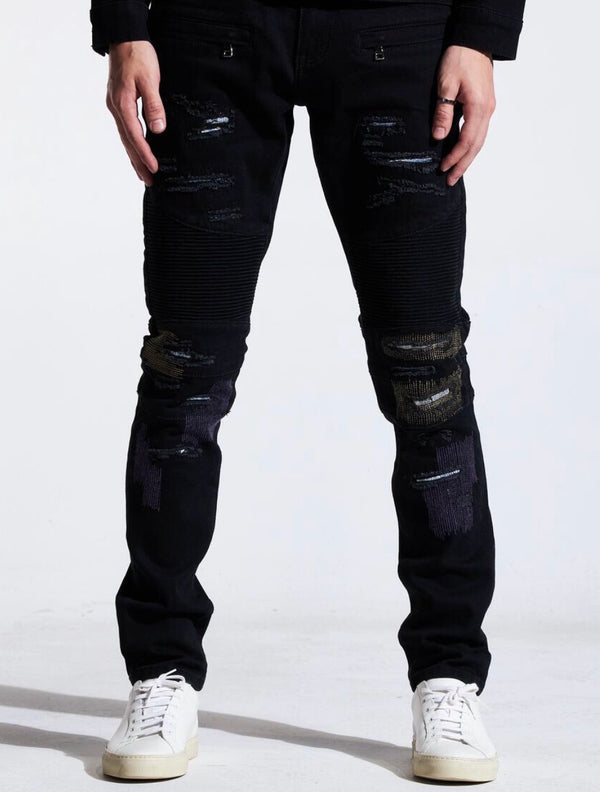 Embellish NYC Luke Biker Jeans