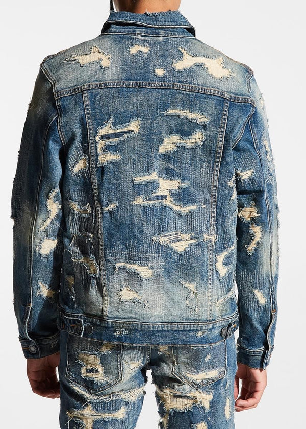 Embellish NYC Herro Denim Jacket
