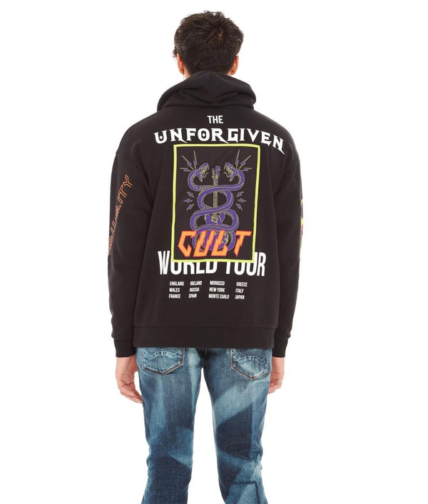 Cult Of Individuality Pullover Patchwork