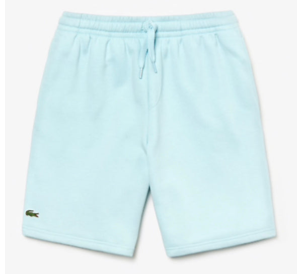 Lacoste Fleece Shorts (Light Blue)