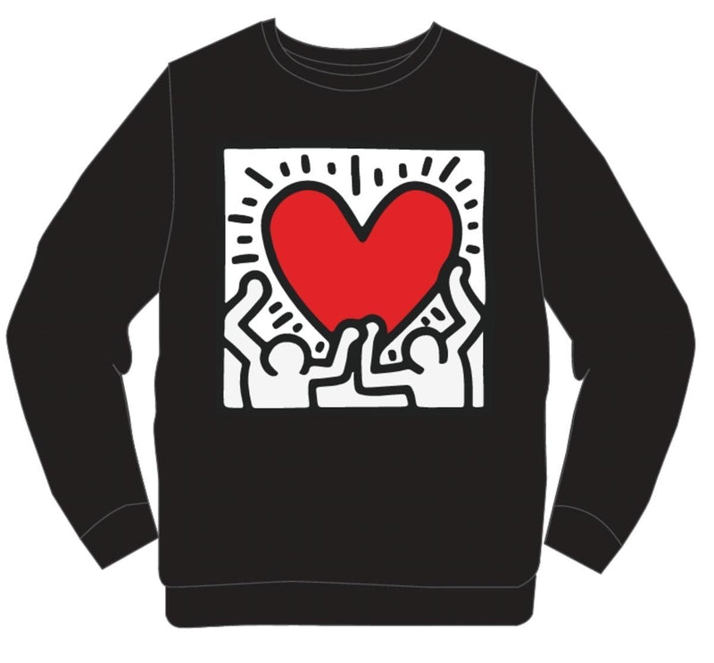 Retro Label-11's Real Love Sweater